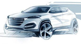 Novo Hyundai Tucson será lançado no Salão de Genebra de 2015