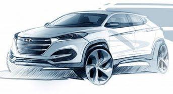 Novo Hyundai IX35 tem Primeiras Imagens Relevadas
