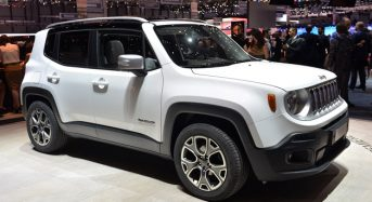 Jeep Renegade deverá ser produzido no Brasil em 2015