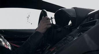 Lamborghini Aventador SV tem o seu teaser lançado