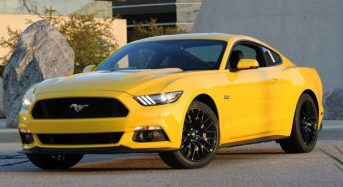Novo Ford Mustang é apresentado na Coreia do Sul