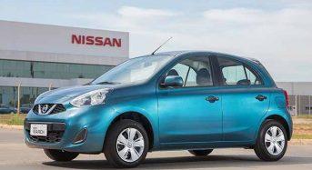 Nissan New March 1.6 é vendido por preço do 1.0