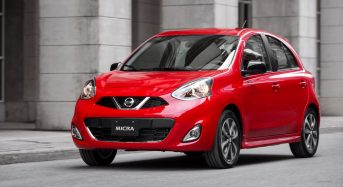 Nissan March ganha Novo Motor Flex 1.0 de 3 Cilindros