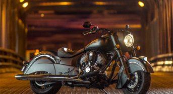 Indian Dark Horse – Novo modelo da moto é apresentado