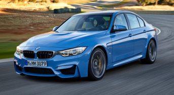 Novo BMW M3 chega ao Brasil por R$ 399 mil