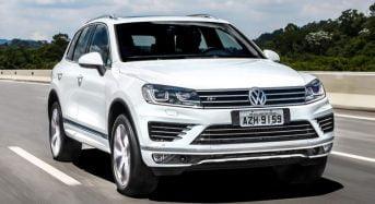 Volkswagen lança Novo Touareg no Brasil