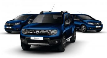 Renault terá Série Especial de 10 anos de Logan, Sandero e Duster