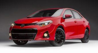 Toyota vai lançar versões especiais do Camry e Corolla no Salão de Chicago 2015