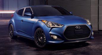 Hyundai Veloster Rally Edition será vendido no mercado americano