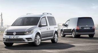 Volkswagen Caddy 2015 – Novidades da Nova Versão da Van