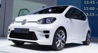 Volkswagen Up! será vendido com motor turbo