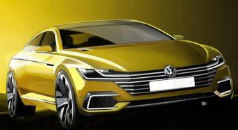Volkswagen CC Concept tem suposto teaser revelado