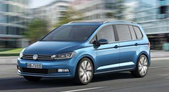 Volkswagen Touran – Novo projeto da minivan