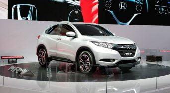 Lançamento do Honda HR-V faz Concessionárias Lotarem