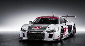 Novo Audi R8 LMS GT3 – Apresentação no Salão de Genebra 2015