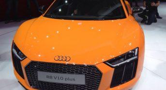 Audi RS3, Q7 e R8 serão vendidos no Brasil