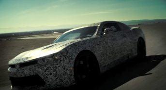 Novo Chevrolet Camaro 2016 terá 70% de Peças Novas