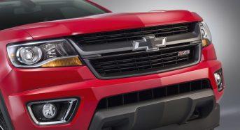 Lançamento do Chevrolet Colorado Z71 Trail Boss Edition
