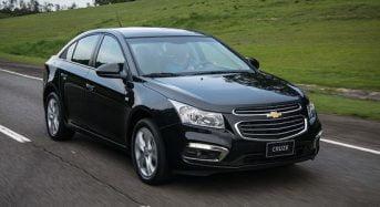 Novo Chevrolet Cruze 2015 – Novidades e Preço no Brasil