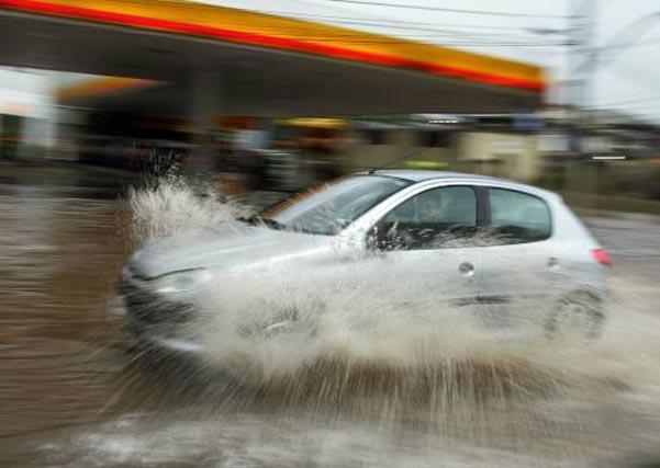 Dirigir-Enchente