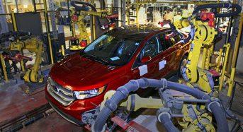 Início da Produção do Novo Ford Edge
