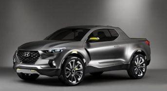 Hyundai Santa Cruz Concept pode ganhar Versão de Produção