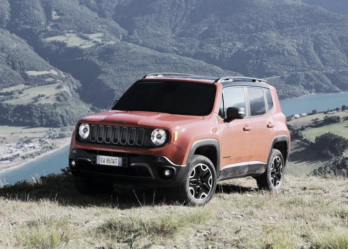 Jeep Renegade 2015 2