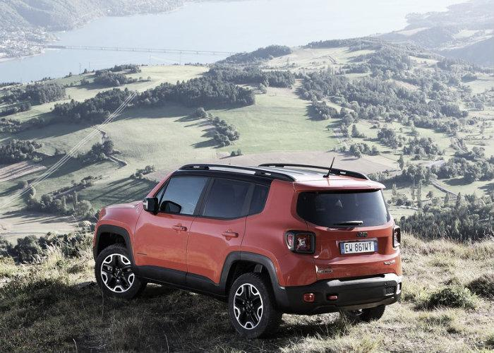 Jeep Renegade 2015 3