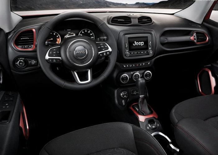 Jeep Renegade 2015 4