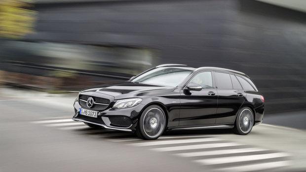 Mercedes-C450-AMG-4Matic