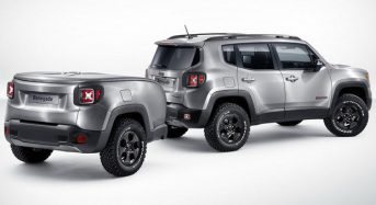 Mopar cria Central Multimídia para Jeep Renegade