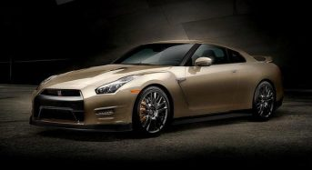 Novo Nissan GT-R ganha Edição Especial de Aniversário