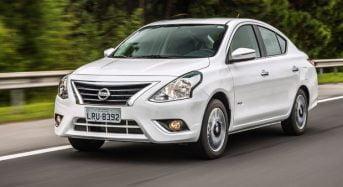 Novo Nissan Versa 2016 – Preço e Lançamento no Brasil
