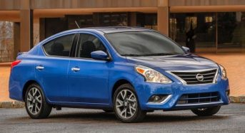 Preços do Nissan Versa 2015 no Brasil