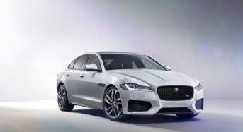 Novo Jaguar XF 2016 será apresentado no Salão de Nova York