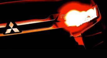 Novo Mitsubishi Outlander 2016 tem teaser divulgado