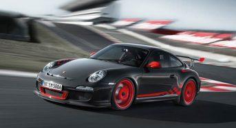 Porsche 911 GT3 RS deve ser apresentado no Salão de Genebra