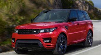 Nova Range Rover Sport HST 2016 é Revelada