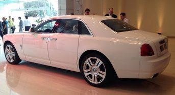 Rolls-Royce Ghost Series II – Lançamento no Brasil