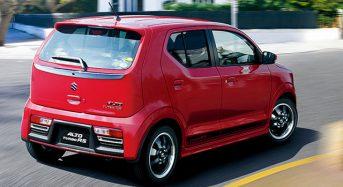 Suzuki Alto Turbo RS – Lançamento e Novidades