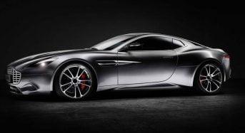 Aston Martin Thunderbolt – Conceito de Henrik Fisker