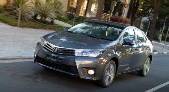 Novo Toyota Corolla GLi Upper 2016 – Novidades