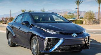 Toyota Mirai será produzido no Japão