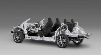 Toyota apresenta Nova Plataforma Global TNGA