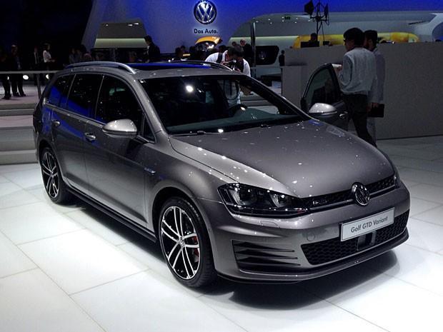 Volkswagen-Golf-Variant