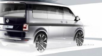 Volkswagen T6 – Apresentação da Nova Geração da Kombi