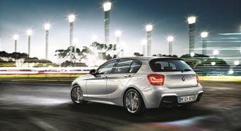 BMW Série 1 será produzido no Brasil com motores flex