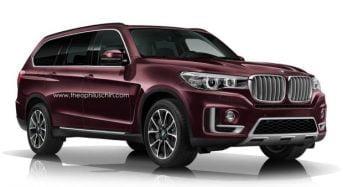 BMW X7 será lançado com motor 6.0 V12