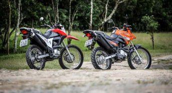 Honda Bros x Yamaha Crosser – Qual a Melhor Moto?