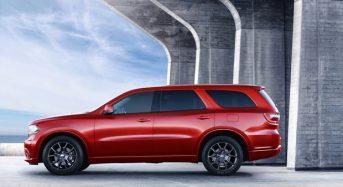 Dodge Durango R/T ganha Novo Pacote de Opcionais